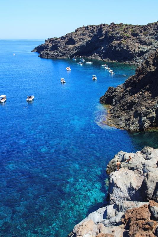 Mare e spiagge a Pantelleria in Sicilia - Movingitalia.it