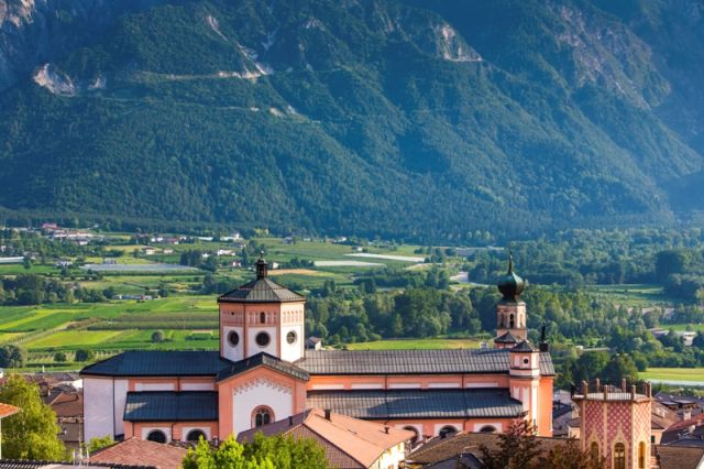 Chiesa del Santissimo Redentore a Levico Terme