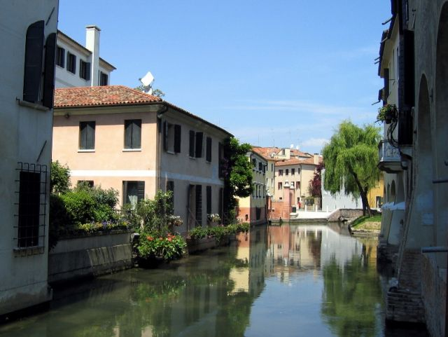 Canale dei Buranelli a Treviso - Movingitalia.it