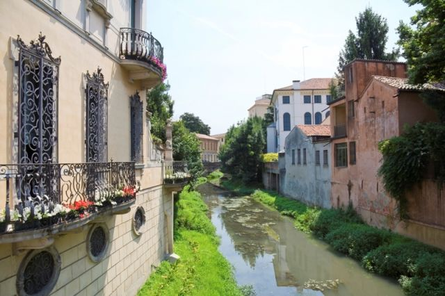 Fiume a Treviso
