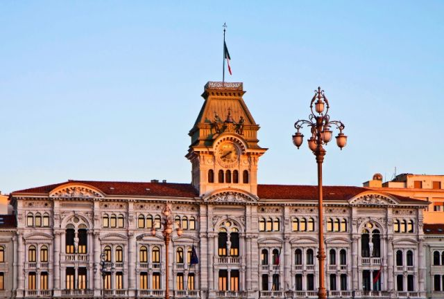 Palazzo a Trieste - Movingitalia.it