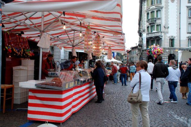 Bancherelle a Udine - Movingitalia.it