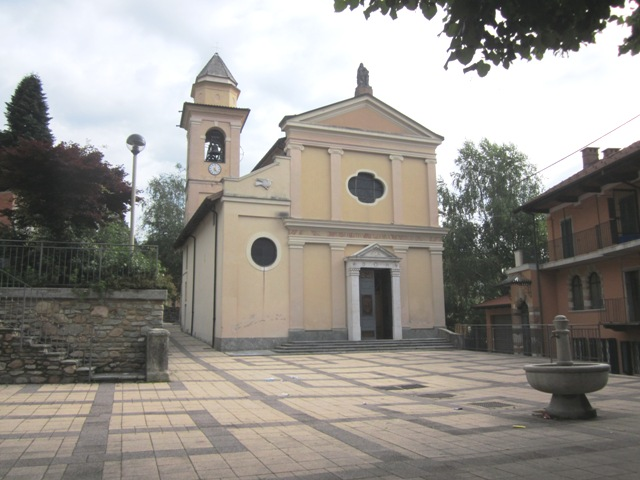 Chiesa di Pogliana Bisuschio