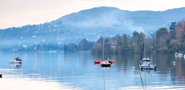 Lago Maggiore d'inverno - Movingitalia.it