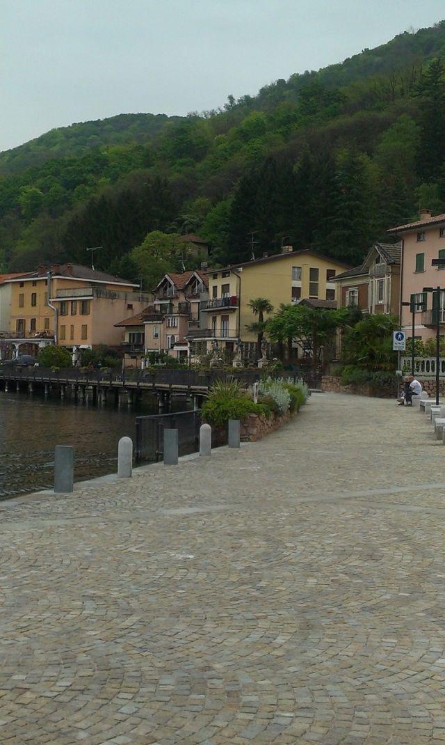 Passeggiata sul Lago Ceresio - Movingitalia.it