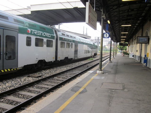 Stazione treni nord a Varese - Movingitalia.it