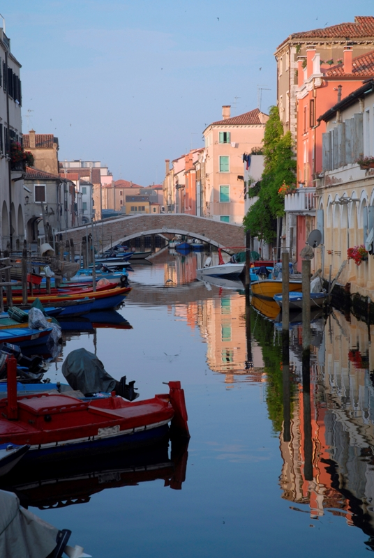 Ponte Canal Vena a Chioggia - Movingitalia.it