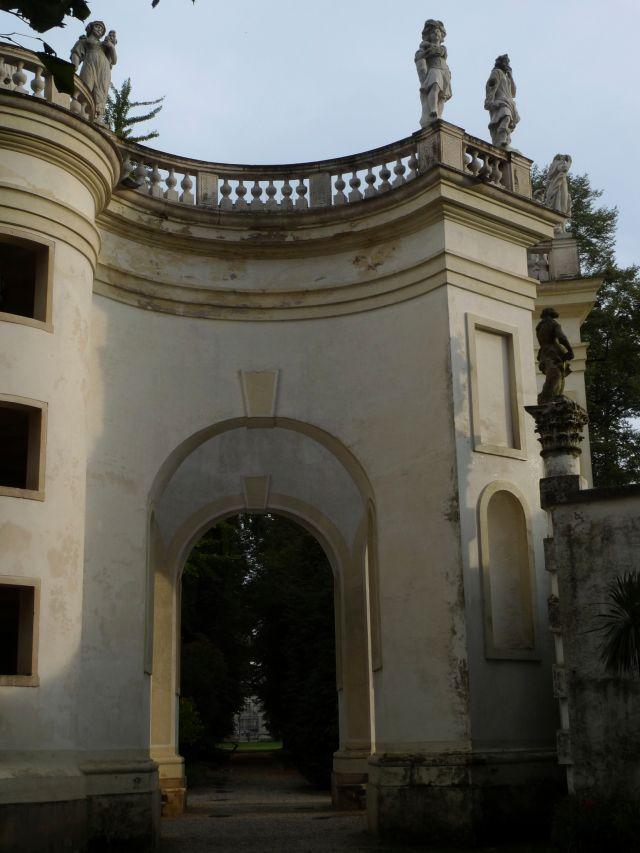 Architettura a Villa Pisani a Stra - Movingitalia.it