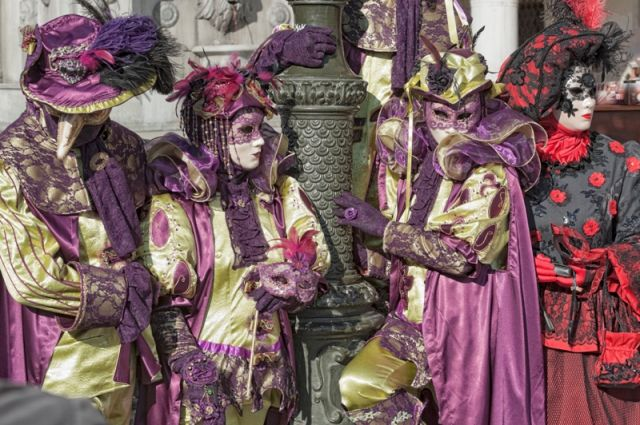 Piazza San Marco, Venezia, Italia  Carnevale di Venezia - Movingitalia.it
