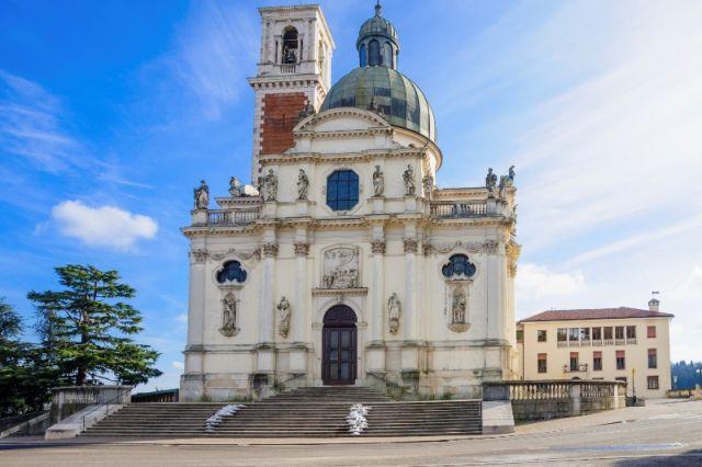 Santuario della Madonna di Monte Berico a Vicenza - Movingitalia.it