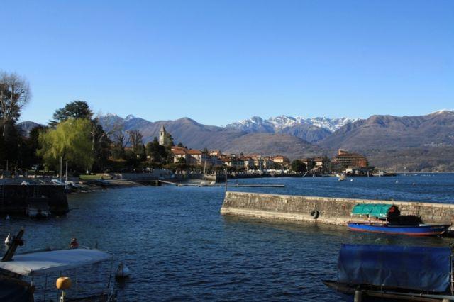 Lungolago di Baveno - Movingitalia.it