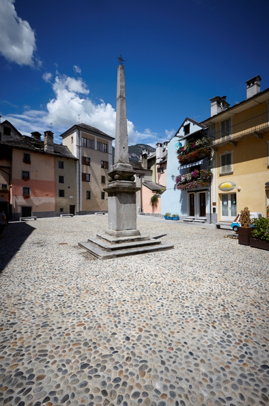 Centro Storico Domodossola - Movingitalia.it