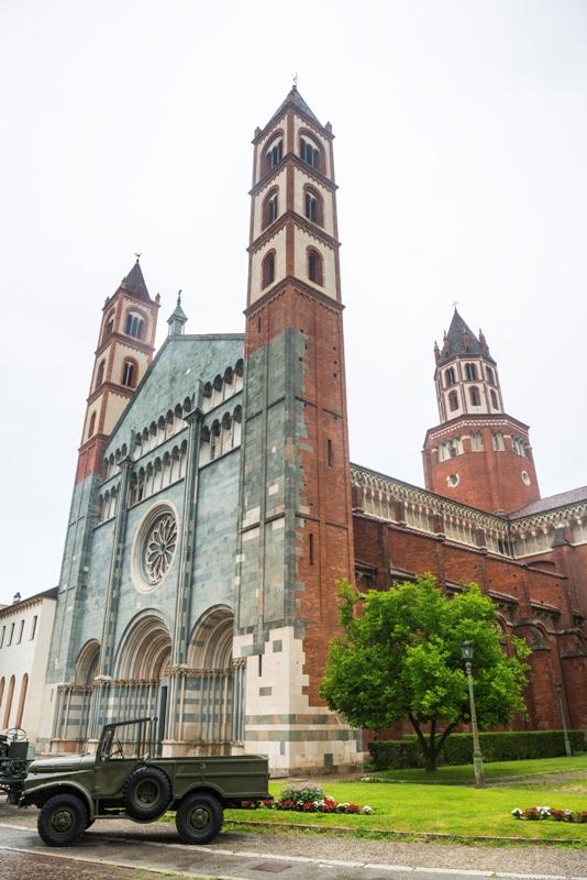 Chiesa di Sant'Andrea - Vercelli