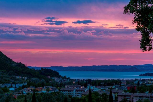 Cielo e lago di Garda - Movingitalia.it