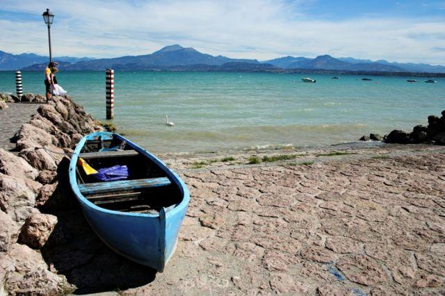 Porticciolo nel Lago di Garda - Movingitalia.it