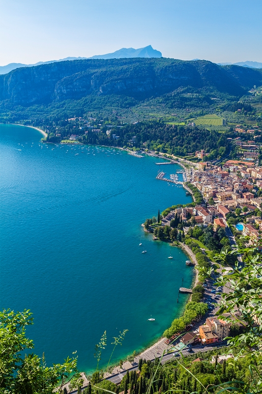 Rocca di Garda e Lago di Garda - Movingitalia.it