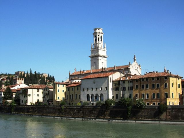 Chiesa Santa Maria Matricolare a Verona - Movingitalia.it
