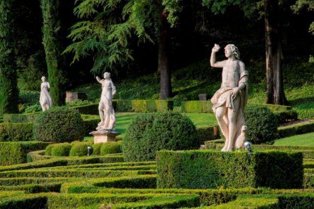 Parco giardini a Verona nel Veneto - Movingitalia.it