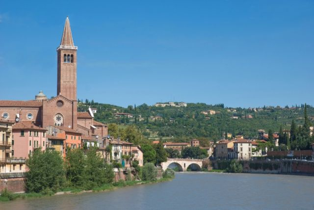 Verona e Fiume Adige - Movingitalia.it
