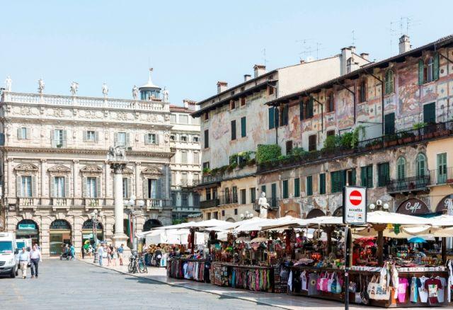 Verona verona indirizzi e orari di mercato for Mercatini antiquariato verona