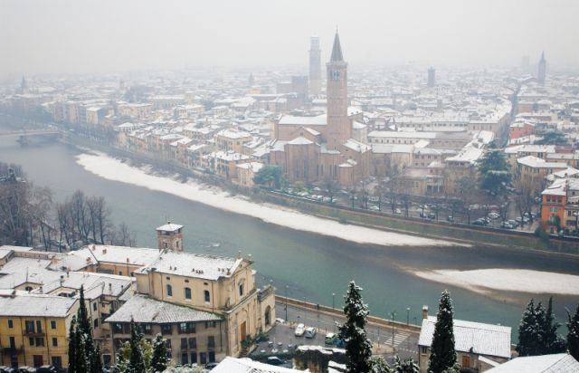 Verona Castel San Pietro - Movingitalia.it