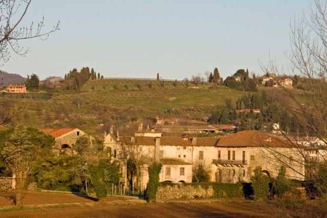 Foto panoramica della città di Arzignano - Movingitalia.it