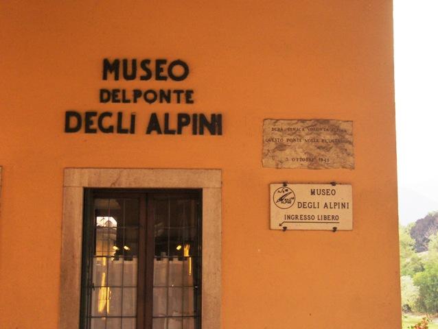 Museo degli alpini a Bassano del Grappa - Movingitalia.it