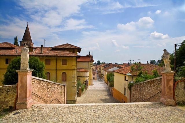 Castello di Marostica - Movingitalia.it