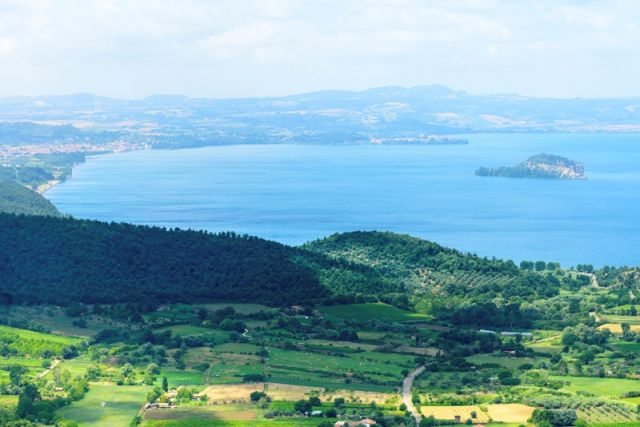 Vallata Montefiascone e lago di Bolsena - Movingitalia.it