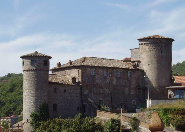 Risultati immagini per castello canepina
