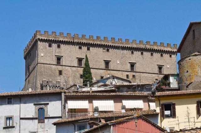 Palazzo Soriano nel Cimino Lazio - Movingitalia.it