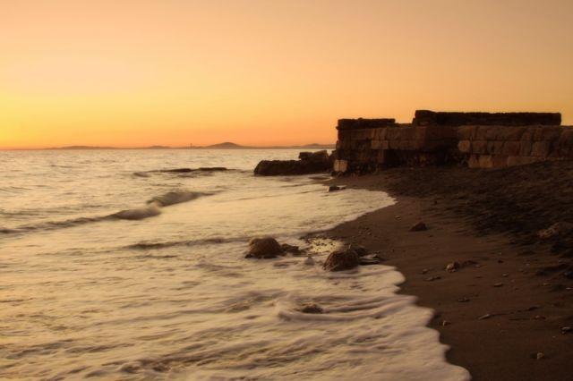 Porto Clemente a Tarquinia nel Lazio