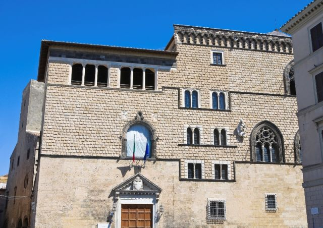 Museo Vitelleschi Palazzo a Tarquinia