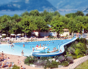 Lido piscina belvedere parchi acquatici a iseo for Piscina iseo