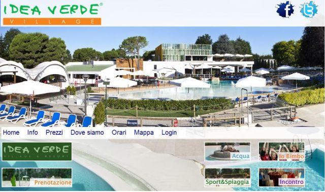 Idea verde village parchi divertimento a olgiate olona - Zero piscina busto ...