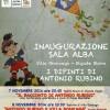 Inaugurazione dipinti Antonio Rubino Olgiate Olona