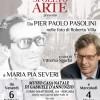 Vittorio Sgarbi al Museo Casa Natale Di Gabriele D'Annunzio presenta l'esposizione fotografica intitolata - Da Pier Paolo Pasolini a Maria Pia Severi